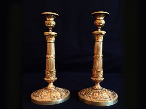 Empire Candlesticks