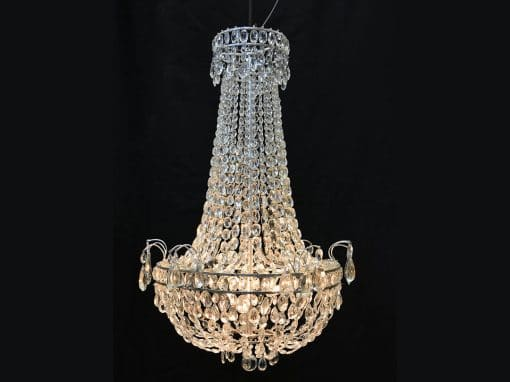 Hot Air Balloon Crystal Chandelier