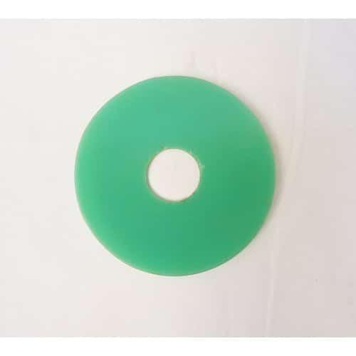 coupelle vert opaline pour lustre