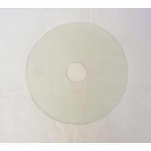 coupelle-plate-blanche