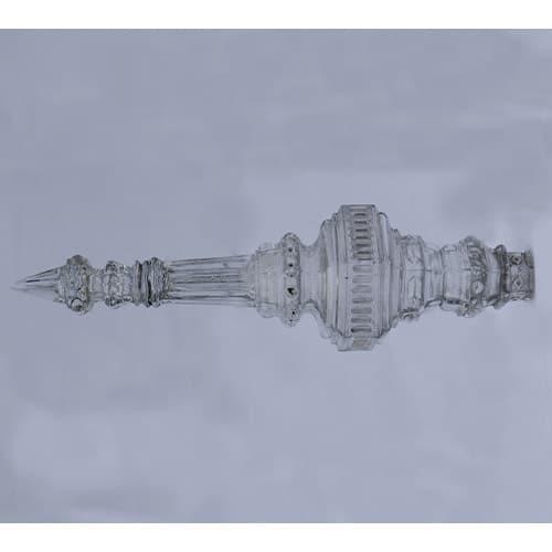 poignard d'église pour lustre